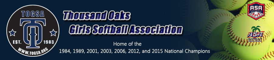 Thousand Oaks Girls Softball Association